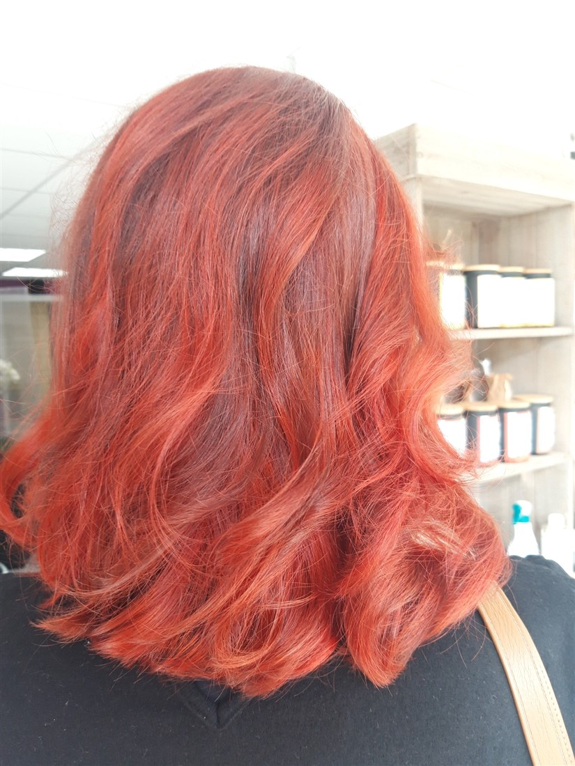 coloration millesime coiffure