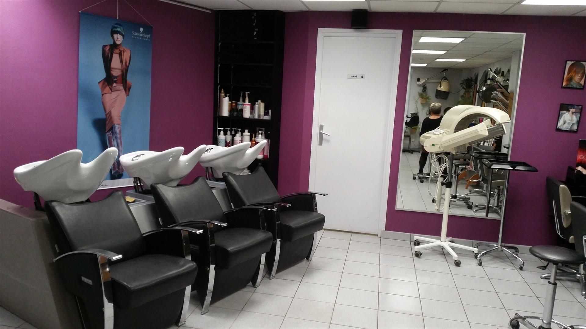 salon Millesime coiffure Les Molières
